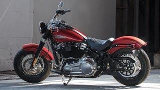 8. 2018 Harley-Davidson Softail Slim
