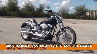 10. Used 2005 Harley Davidson Softail Deuce Motorcycles for sale - Safety Harbor, FL