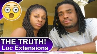 Video THE TRUTH ABOUT INSTANT DREADS AND DREADLOCK EXTENSIONS (Part 1) MP3, 3GP, MP4, WEBM, AVI, FLV Juli 2018