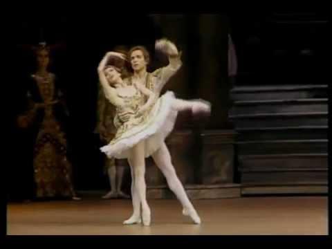 Bailarinos Rudolf Nureyev e Yoko Morishita - Sleeping Beauty.flv