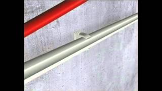 Пластиковые трубы для прокладки кабеля