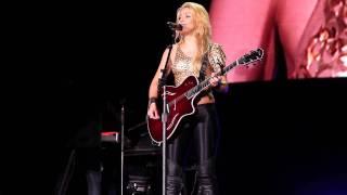 Shakira Tour Blog 26: Barcelona