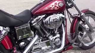 9. Used 2005 Harley Davidson Dyna Wide Glide Motorcycles for sale