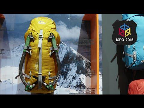 Lowe Alpine Alpine Attack | Best New Mountaineering Gear ISPO 2016