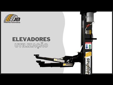 Elevadores - Utilização