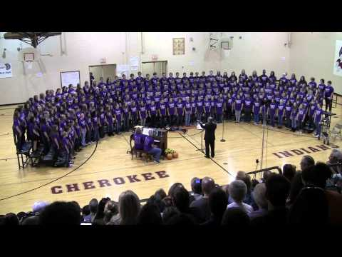 2012 Springfield Public Schools Middle School Honor Choir 1