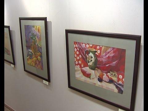 В Государственном музее художественной культуры Новгородской земли продолжается выставочный проект «Лето - молодым художникам»
