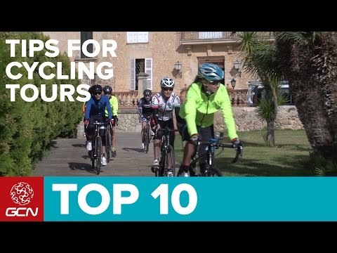 holidays - Here are our top 10 tips for travelling abroad for a cycling holiday. Subscribe to GCN on YouTube: http://gcn.eu/SubscribeToGCN If you're planning a cycling holiday, check out this video!...
