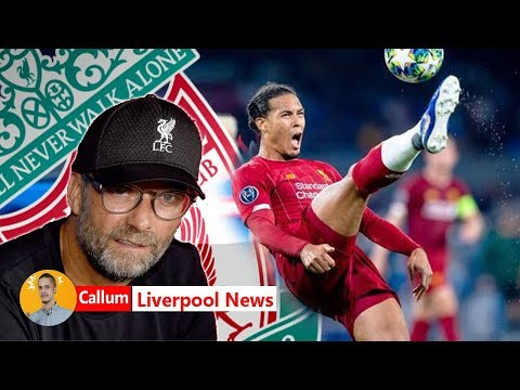 Is Virgil van Dijk the mistake player in Jurgen Klopp's squad – Liverpool news today #LFC