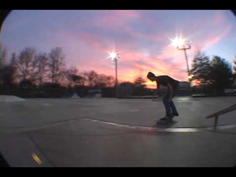 Washington Township Skatepark Montage