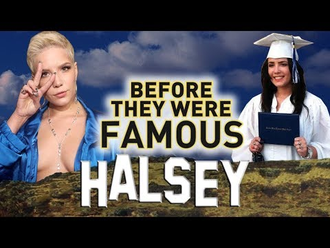 Video HALSEY | Before They Were Famous | Singer Biography | Him & I download in MP3, 3GP, MP4, WEBM, AVI, FLV January 2017