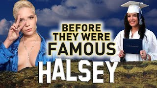 Video HALSEY | Before They Were Famous | Singer Biography | Him & I MP3, 3GP, MP4, WEBM, AVI, FLV Juli 2018