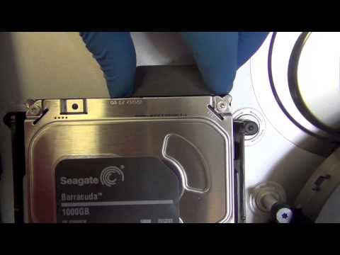 imac - Instructions on how to open a late 2012 iMac to replace a hard drive. Quick video thrown together while I was completing the task to help others. Prior to th...