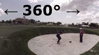 Rickie Fowler prepares for THE PLAYERS in 360 degrees by PGA TOUR