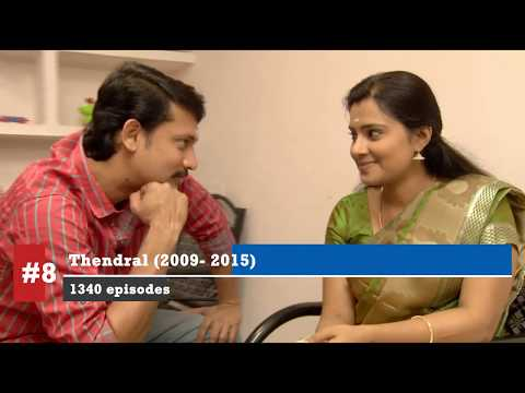 Top 10 longest running Sun TV serials