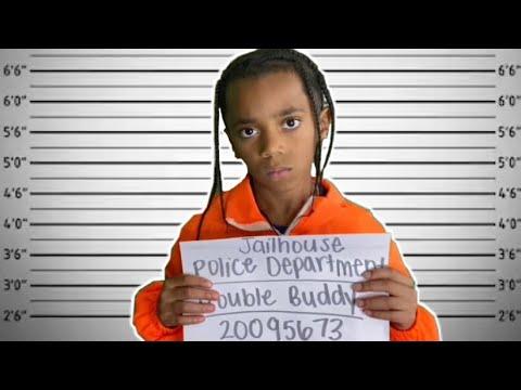 """Trouble Buddy!"" Season 2 Ep.9  Kd Goes Back To Jail!!!  Kids Pretend Play Bad Kid Goes To Jail"