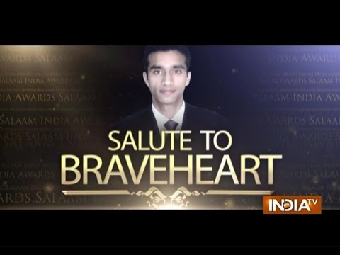 """India TV Special: """"Salaam India Awards 2014""""- Riffat Abdullah 25 October 2014 11 PM"""