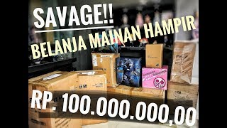 Video 300.000SUBS!! ROOMTOUR !!! SIAP2 DI GOROK ISTRI, KHILAF BELANJA MAINAN!! OMG MP3, 3GP, MP4, WEBM, AVI, FLV Desember 2018