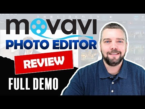 Movavi Photo Editor Review With Coupon 🔥 Full Tutorial 🔥