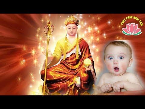 Kinh Địa Tạng Tốt Cho Bà Bầu Và Thai Nhi - Hãy Nghe Để Giải Nghiệp Rất Linh Nghiệm