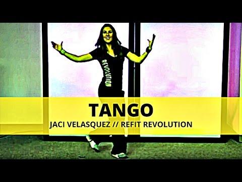 "REFIT CARDIO DANCE FITNESS ""TANGO"""