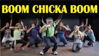 Boom Chicka Boom - The Learning Station