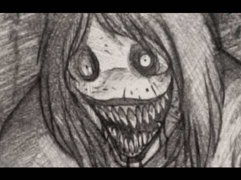 Jeff The Killer Drawing Easy How to Draw Jeff The Killer