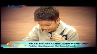 Video Anak Dedy Corbuzier Mendunia - Seleb On News (18/6) MP3, 3GP, MP4, WEBM, AVI, FLV Juni 2018