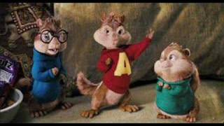 Alvin and the chipmunks Chris Brown(Say goodbye)