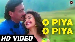 O Piya O Piya | Agni Sakshi [1996] | Manisha Koirala, Jackie Shroff | Bollywood Superhit Movie