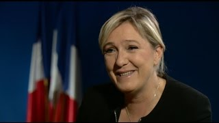 Marine Le Pen on President-Elect Trump; The EU; Immigration...