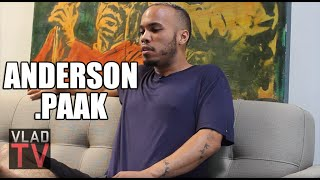 Anderson .Paak on Being Homeless, Working as Weed Trimmer Before Dre