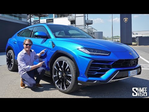 THIS is the New Lamborghini Urus Super-SUV! | TEST DRIVE