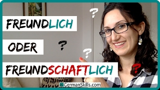 Tag 8: Challenge Deutsch lernen - Sind wir befreundet?