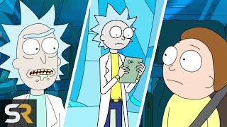Why Rick And Morty Are The Same Person by Screen Rant
