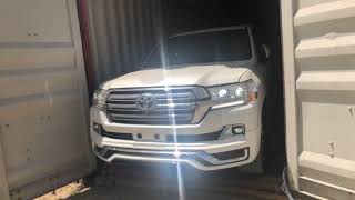 Download Video NEW 2018 TOYOTA LAND CRUISER GXR V6 Full Option Engine Gasoline | Redline Review-Car Shoping MP3 3GP MP4