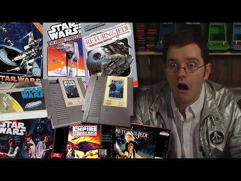 Video Star Wars Games - Angry Video Game Nerd - Episode 99 download in MP3, 3GP, MP4, WEBM, AVI, FLV January 2017