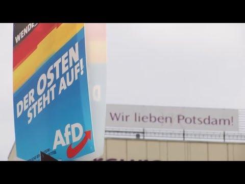 Brandenburg: SPD und AfD liefern sich Kopf-an-Kopf-Re ...