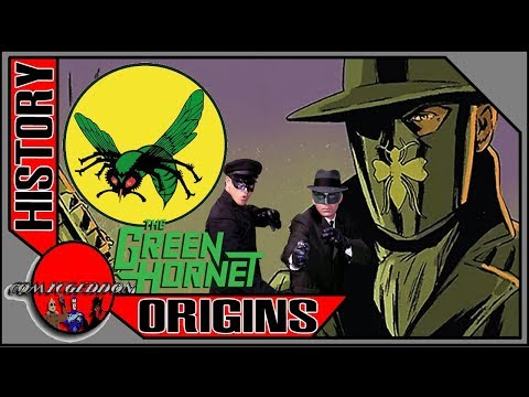 The Green Hornet: The History and Origin