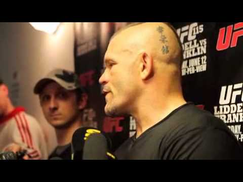 Chuck Liddell Expected Tito Ortiz Would Back Out