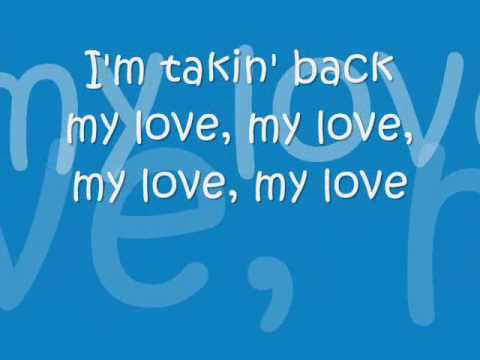Enrique Iglesias(feat.Ciara),Takin' Back My Love(with Lyrics)