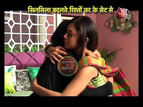Silsila Badalte Rishton Ka: Nandini CONSOLES Mauli