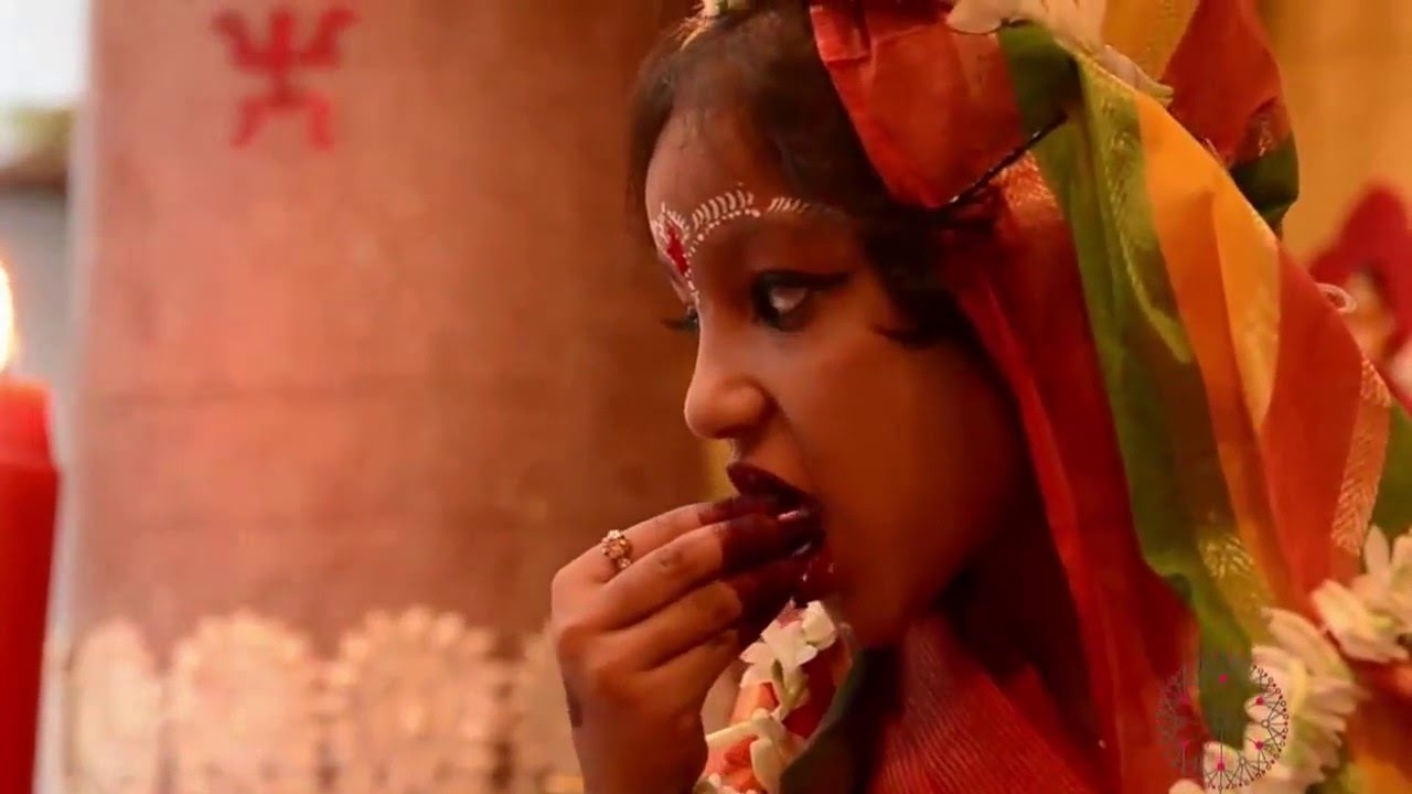 Durga Puja: Kumari Puja