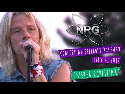 NRG At Freehold Raceway: SISTER CHRISTIAN - 07/02/2017
