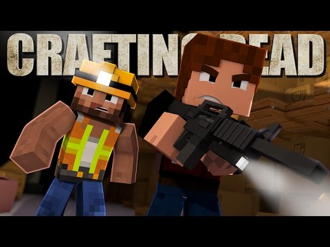 """Minecraft Crafting Dead - """"Reckless"""" #5 (The Walking Dead Roleplay S12)"""