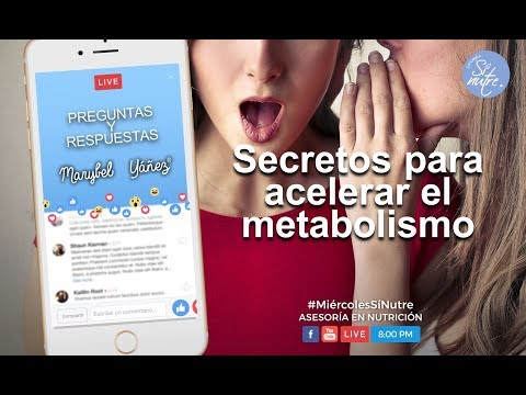 Peso ideal - Secretos para acelerar el metabolismo