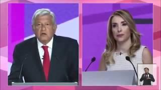 Video Resumen del primer debate presidencial en México: todos contra AMLO MP3, 3GP, MP4, WEBM, AVI, FLV Agustus 2018