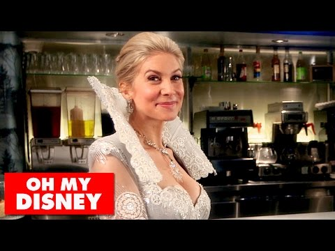 Once Upon a Time - Season 4 - Behind the Scenes with Elizabeth Mitchell [VIDEO]