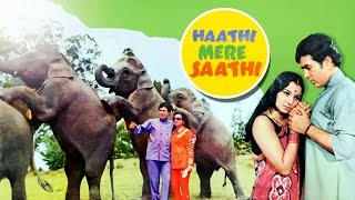 Nonton Haathi Mere Saathi   Superhit Hd Movie   Rajesh Khanna  Tanuja   1971 Film Subtitle Indonesia Streaming Movie Download