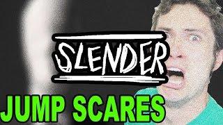 SLENDER SCARES ME AGAIN! - Nostalgia Overload